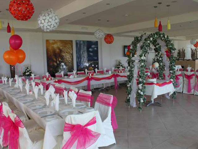 wedding restaurant cyprus pernera protaras polyxenia isaak cafeteria